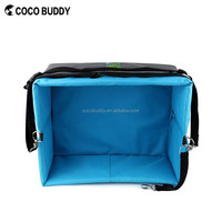 Polyester Oxford Waterproof Pet accessories Dog Car Travel Booster Seat Cover