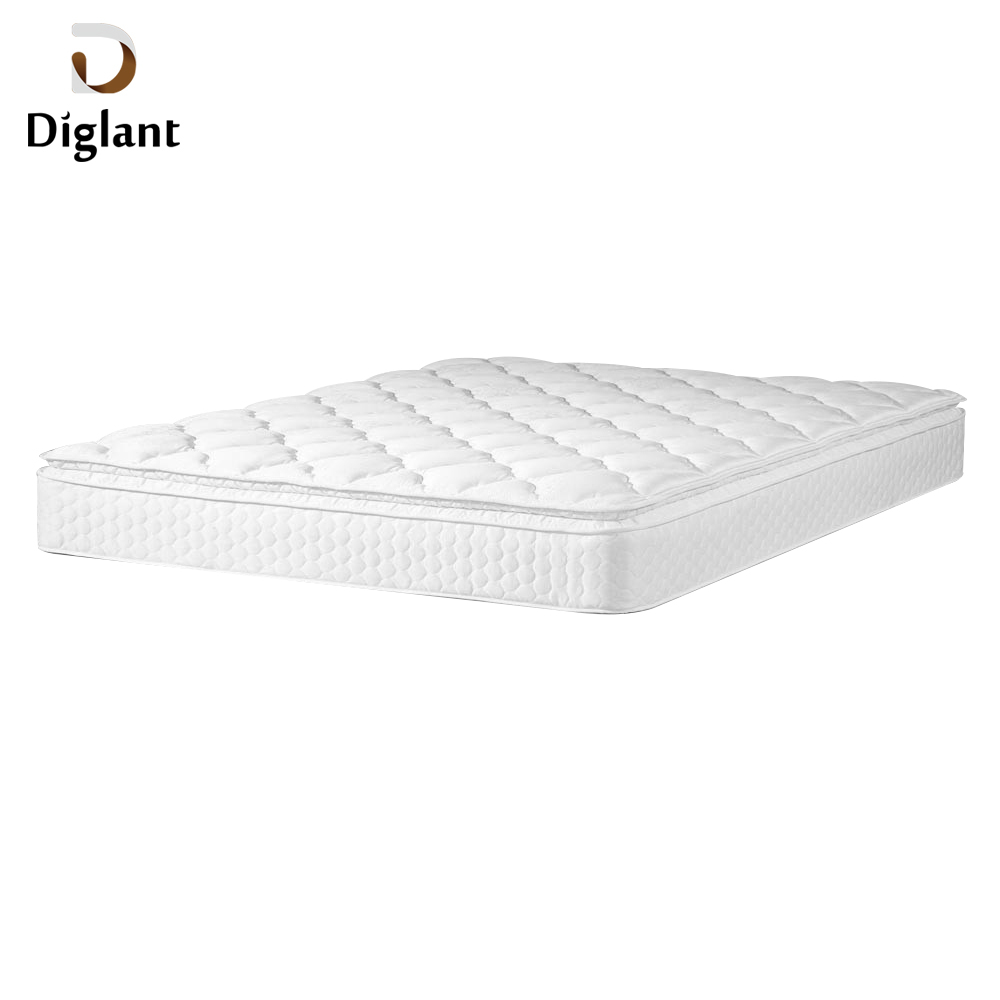 DM029 Diglant Gel Memory Latest Double Fabric Foldable King Size Bed Pocket bedroom furniture Waterproof Mattress - Jozy Mattress | Jozy.net