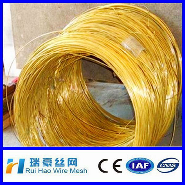 Anping low price brass wire / cooper wire on sale