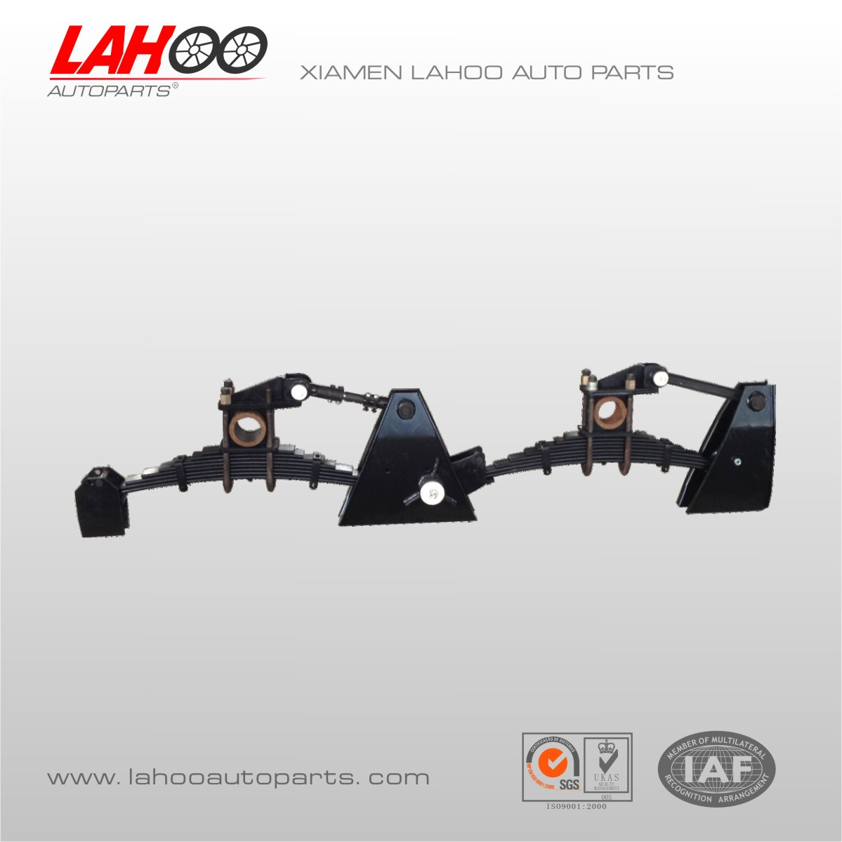 high quality American type trailer suspension