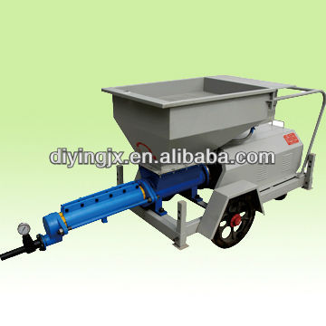 New Plastering Grout Pump For Cement Injection