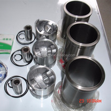 rebuild kit cylinder liner and pistons , piston pin and ring for engine