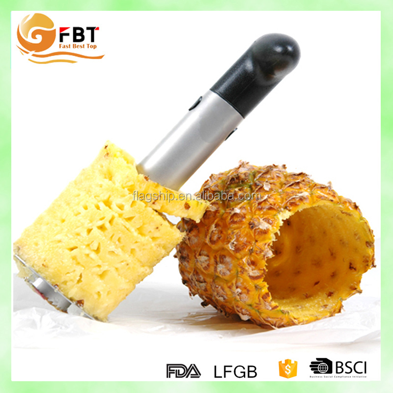 automatic pineapple peeler popular of Europe high quality kitchen gadget