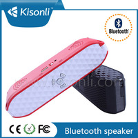 100% Original Wireless Portable Stereo Mini HiFi Bluetooth Box Speaker Outdoor Subwoofer Loud speakers