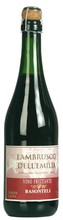 Lambrusco Basonteli red sparkling wine