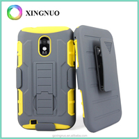 Full-body Rugged Belt Clip Case for Samsung Galaxy S2 D710 Epic 4g Touch