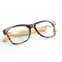 Fashion In Sunglasses Custom Made 100% Recycled Bamboo Sunglasses Ladies Eyewear bamboo sunglasses