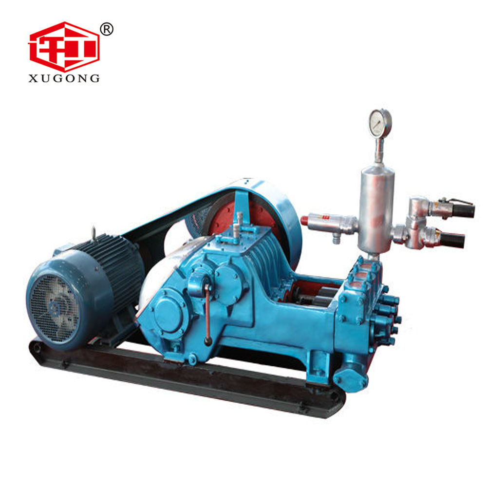 BW320 Drilling Mud Heavy Duty Mud Pump for Water Well Drilling Rig