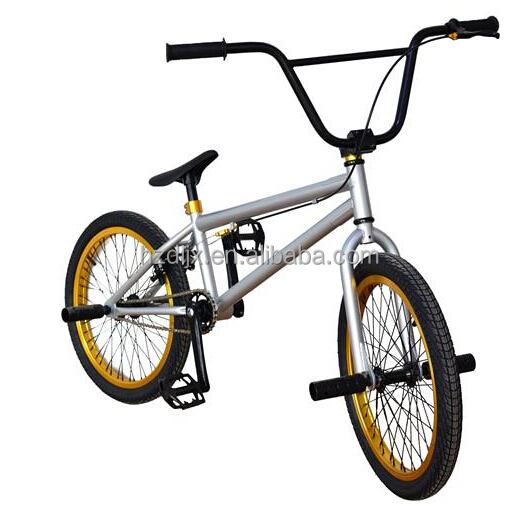Boys Bike Freestyle Bmx Racing Bicycle Lightweight Frame