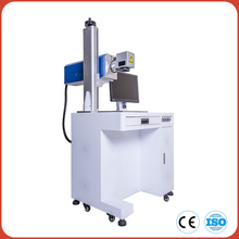 High Marking Speed Metal Portable 10W 30W Laser Making Machine