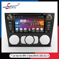 Android 4.4 7 Inch Auto GPS For BMW E93 With MP3 Player/DVD/Radio