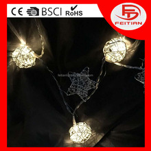 2016 New arrival LED Christmas light battery controled decorative lights CE Rohs Sedex Walmart