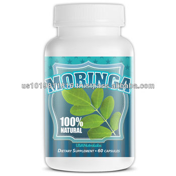 Pure Moringa Health Food Supplement