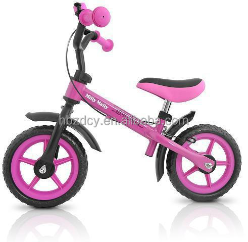 2017 New selling kids motorcycle bike/kids balance bike