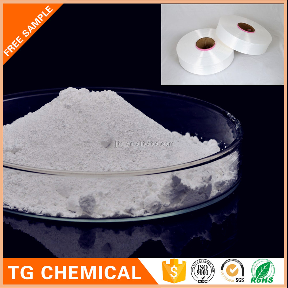 Chemical fiber grade titanium dioxide special used for Polyester