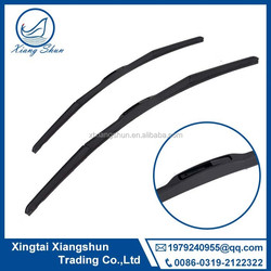 Professional factory covering 99% car models wiper blade,three part form wiperblade