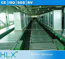 Customized Heavy Duty Gravity Refrigerator Roller Conveyor For Sale
