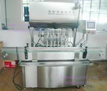 6 heads automatic honey stick filling machine