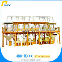 Flour Milling Plant Small Scale Production Plant And Flour Mill Plant