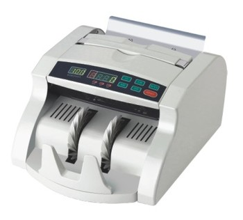 Bill Counter KX-993C series with UV and MG counterfeit-detection