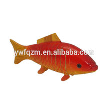 Hot selling Beautiful Decolating Carved Wooden Imitation Fish