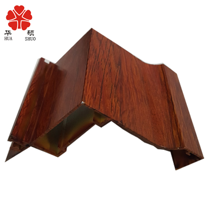 hot sale import aluminum extruded triangle profiles