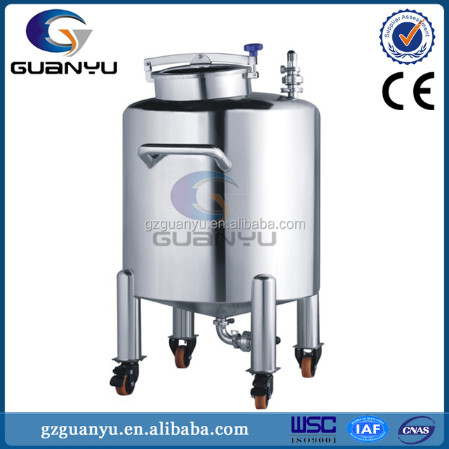 CE Storage tank for chemical,food,medical,cosmetic industry