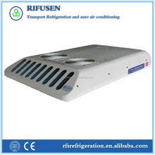 Roof mounted air conditioner AC12 for van with large cooling air volume