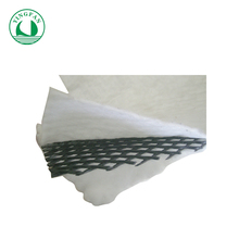 Available customize design hdpe plastic drain cell filtration network composite drainage network