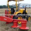 TOWNSUNNY Drum Mower DM135 With CE