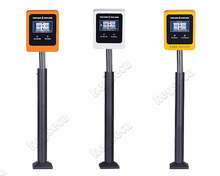 Smart Car Parking Bluetooth Automated Access Control System