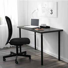 New design portable office stucture study writing computer wooden tables