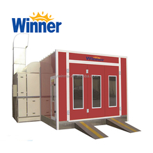 M3200C Car Body Painting Room Automatic Spray Booth for Sale