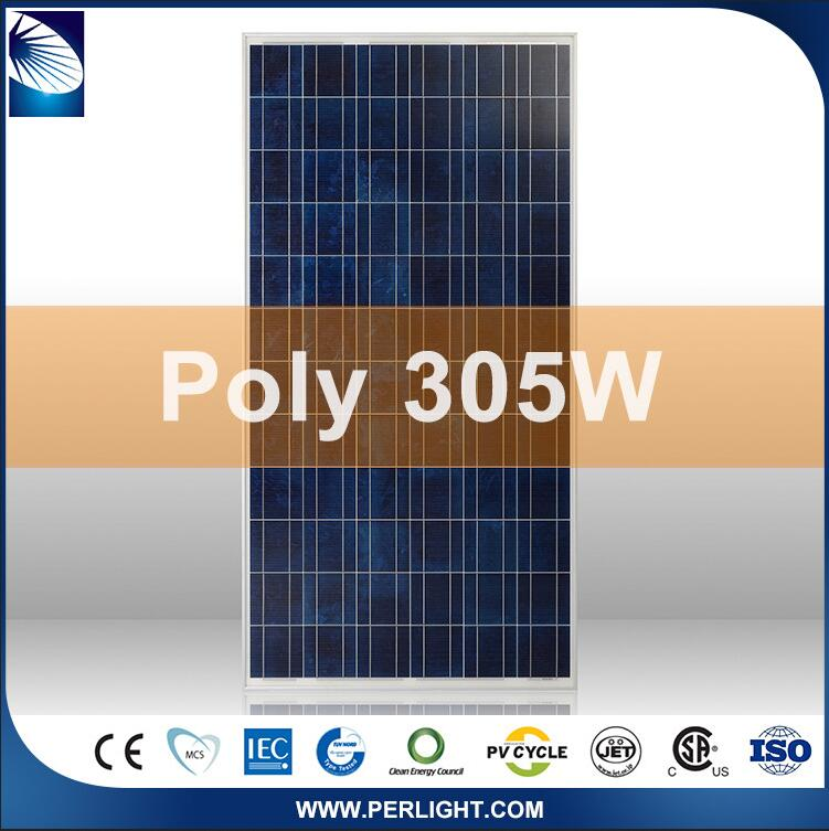 New Design Chinese Great Material Roof 300W Solar Panel