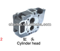 cylinder head for haoamx diesel engine spare parts(170F) ARI COOLED