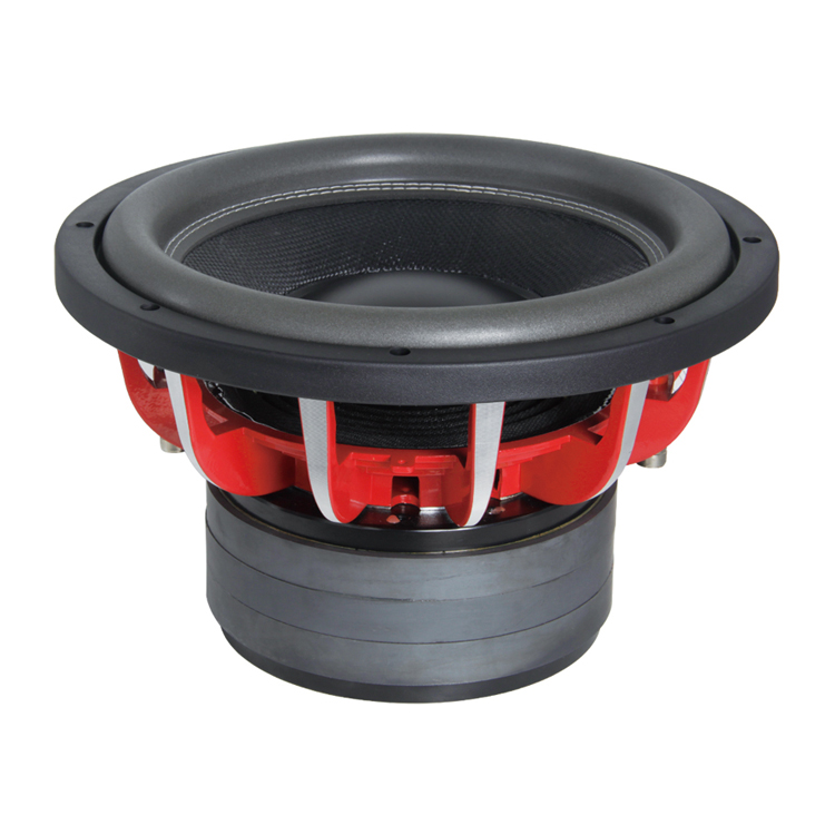 "12"" oem professional 3000 watts high spl Car Subwoofer speaker"