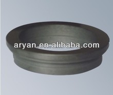 High quality&precision OEM RBSIC/SSIC mechanical sealing silicon carbide ring