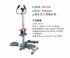 exercise stepper with handlebar bodybuilding machine stepper with dumbbell AMA-5019A stepper with handles