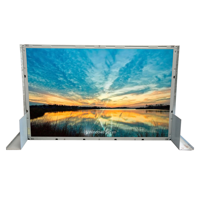 46'' FHD TFT LCD panel outdoor sunlight readable Monitor 2000nits high brightness
