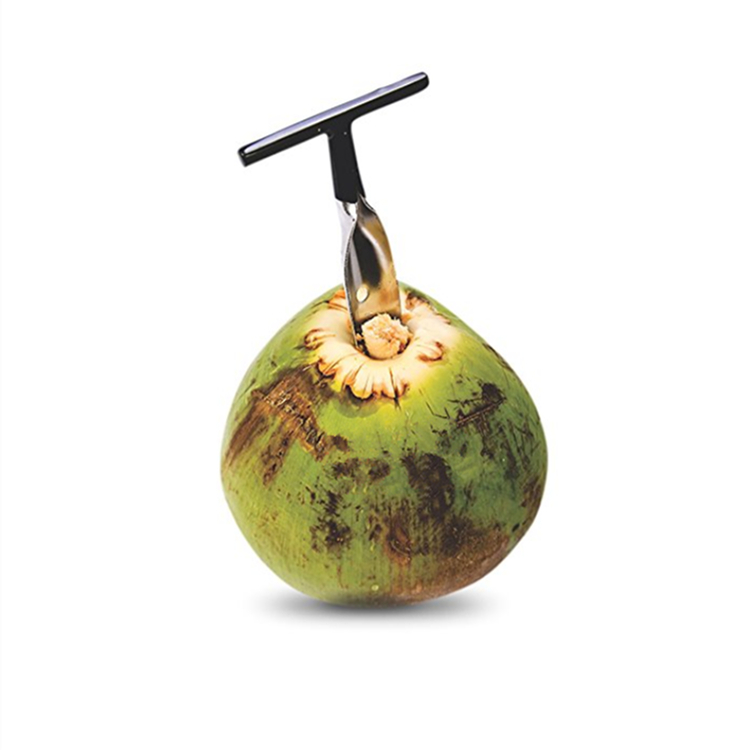 High quality china coconut opener stainless steel coconut opener