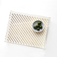 Clear Acrylic Tray with Insert Plexiglass Insert Paper tray