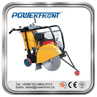 Good quality walk behind concrete road cutter,concrete saw cutter for sale