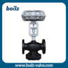 2017 high performance carbon steel 3 way control valve with low leakage