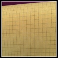 Manufacturer provides custom-made anti-static fabrics electrostatic protection new GB-B 0.5 twill anti static grid cloth