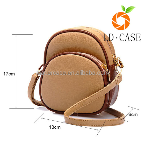 women digital camera leather case for professional pu bag