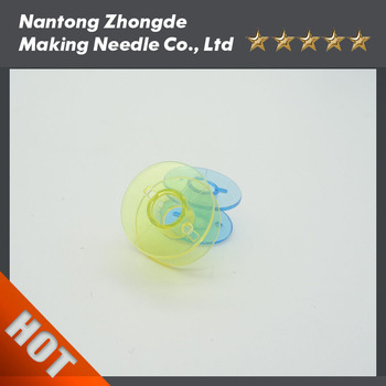 High Quality Plastic bobbin for household sewing machine