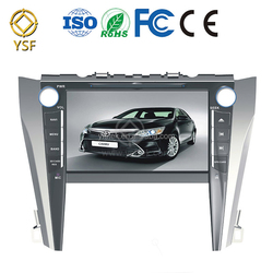 Wonderful Radio Player for Toyota Camry 2012 Car Stereo DVD with GPS 8inch Touch Screen