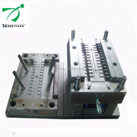 Injection mold of office supplies printer shell/ Shanghai injection mold supplier