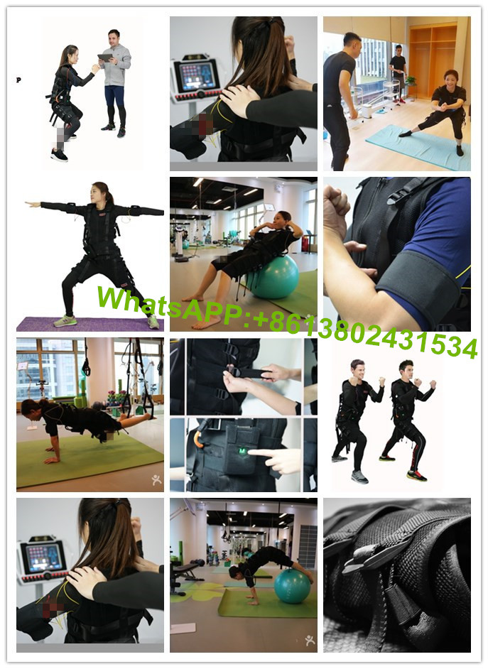 Wireless EMS Fitness Machines ,Electro Stimulation Fitness,Impulse fitness  gym equipment