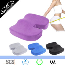 Ultra Comfortable Cushion for Orthopedic Coccyx Sciatica Lower Back Pain Tailbone - Fibromyalgia